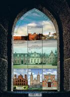 2020 Abdijen Abbayes MNH !! Chevetogne Postel Zevenkerken Westmalle Maredsous - Belgique