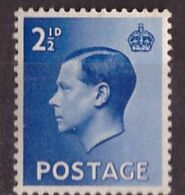 PIA  -  GRAN BRETAGNA -  1936  :  Re Edoardo VIII  -   (Yv 208) - Ungebraucht