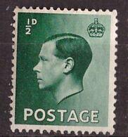 PIA  -  GRAN BRETAGNA -  1936  :  Re Edoardo VIII  -   (Yv 205a) - Ungebraucht