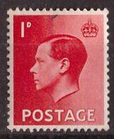 PIA  -  GRAN BRETAGNA -  1936  :  Re Edoardo VIII  -   (Yv 206a) - Ungebraucht