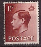 PIA  -  GRAN BRETAGNA -  1936  :  Re Edoardo VIII  -   (Yv 207a) - Ungebraucht