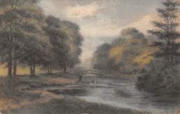 R434123 Inter Art. Florence House. Barnes. London. S. W. Colour Gravure Series. No. 5001 - Monde