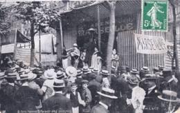 75 - PARIS - FETE FORAINE -parade Des Lutteurs - Frankreich
