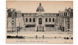 35 - RENNES - L'Hôpital Saint Méen (N162) - Rennes