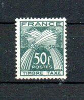 G141 France Taxe N° 88 ** à 10% De La Côte. A Saisir !!! - 1859-1955 Neufs