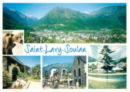65 SAINT LARY SOULAN MULTIVUES - Frankreich