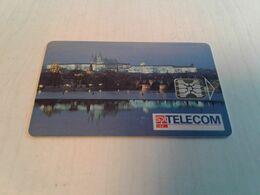Czech Republic   -  Nice Phonecard Sc5 Chip Only 10000 - Télécartes