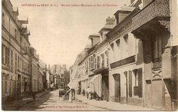 5---76   GOURNAY EN BRAY     Moulin Julien-Heurteux Et Rue De Ferrières - Gournay-en-Bray