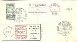 MATASELLOS 1973 - 1971-80 Storia Postale