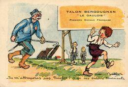Talon Bergougnan (le Gaulois). Poulbot F. - Poulbot, F.