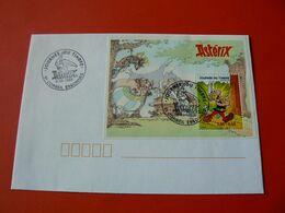 D214 / LOT JOURNEE DU TIMBRE 1999 ASTERIX - Francia