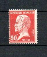 J1-1 France N° 178 ** à 10% De La Côte. A Saisir !!! - 1922-26 Pasteur