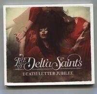 THE  DELTA  SAINTS  /  DEATH  LETTER  JUBILEE - Blues