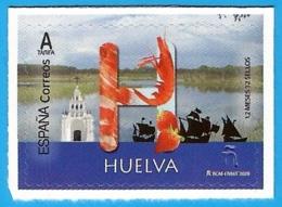 España. Spain. 2020. 12 Meses, 12 Sellos. Huelva - 2011-... Nuovi & Linguelle