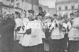 Funérailles S.M. Léopold II - Le Cardinal Et Le Clergé - Personaggi Famosi