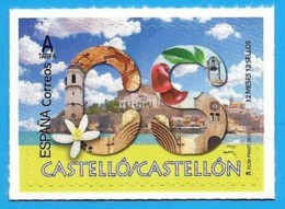 España. Spain. 2020. 12 Meses, 12 Sellos. Castello / Castellon - 2011-... Nuovi & Linguelle