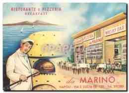 CPM Ristorante E Pizzeria Da Marino Napoli - Napoli