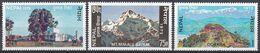 Nepal 1973 Wirtschaft Economy Tourismus Tourism Religion Buddhismus Lumbini Berge Mountains Makalu Gorkha, Mi. 285-7 ** - Nepal