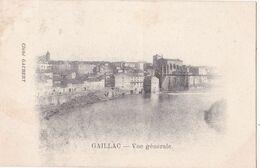 CPA/296......GAILLAC - Gaillac