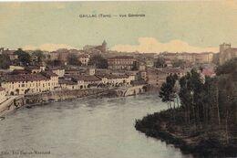 CPA/298......GAILLAC - Gaillac