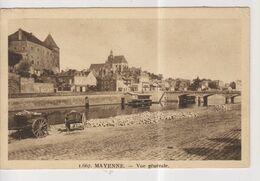 CPA-53-Mayenne- MAYENNE- Vue Générale- - Mayenne