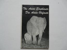 THE ADDO ELEPHANTS - DIE ADDO OLIFANTE - Esplorazioni/Viaggi