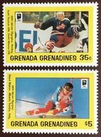 Grenada Grenadines 1994 Winter Olympics MNH - Grenada (1974-...)