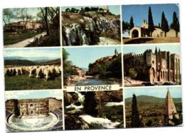 Carpentras - Cavaillon - Eygalières - Le Ventoux - Vaison - Avignn - Orange - Fontaine - Le Crestet - Ohne Zuordnung