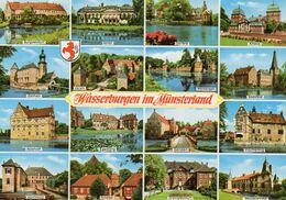 BRD - NRW: Wasserburgen Im Münsterland - Ohne Zuordnung