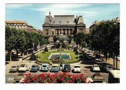SAINT ETIENNE / PLACE JEAN JAURES ET PREFECTURE DE LA LOIRE - Saint Etienne