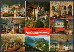 BRD - BY:  87 629 Füssen, Schloß Hohenschwangau - Ohne Zuordnung