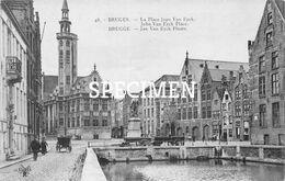 48 Jan Van Eyck Plaats  - Bruges - Brugge - Brugge
