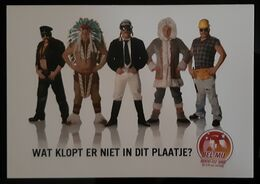 Gay Interest Carte Postale - Advertising