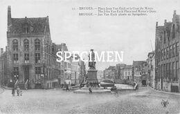 51 Jan Van Eyck Plaats En Spiegebrei - Bruges - Brugge - Brugge