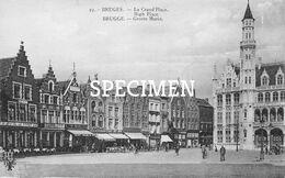 23 Groote Markt - Bruges - Brugge - Brugge