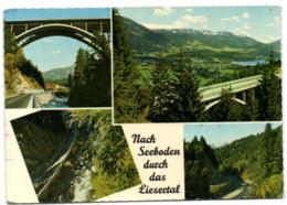 Nach Seeboden Durch Das Liesertal - Österreich