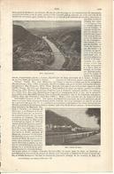 LAMINA ESPASA 35648: Vista De Ems, Alemania - Altre Collezioni