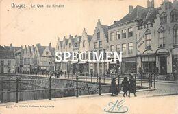 Le Quai De Rosaire - Bruges - Brugge - Brugge