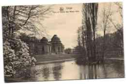 Liège - Parc Et Palais Des Beaux-Arts (Nels Série 8 N° 31) - Luik