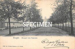 Rempart Des Casernes - Bruges - Brugge - Brugge