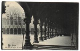 Liège - 1ere Cour Du Palais De Justice (Nels Série Liège N° 5) - Luik