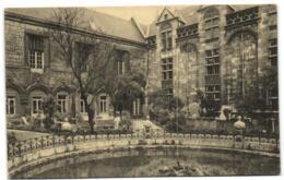 Liège - Seconde Cour Du Palais (Nels Série 8 N° 3) - Luik