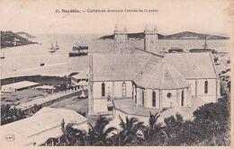 NOUMEA - Cathédrale Dominant L' Entrée De La Passe - Nouvelle Calédonie