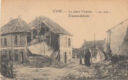 EYNE / OUDENAARDE / ZEGEPRAALPLAATS  1914-18 - Oudenaarde