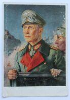 CPA 1943 De Propagande Allemande Maréchal Rommel Guerre 39-45 WW2 W. Willrich Rommel Greift An - Weltkrieg 1939-45