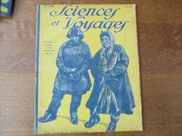 SCIENCES ET VOYAGES N° 365 DU 26 AOÛT 1926 A TRAVERS LA SIBERIE ORIENTALE,VISITEZ AVEC NOUS LA VILLE D'AMSTERDAM,LAENNEC - 1900 - 1949