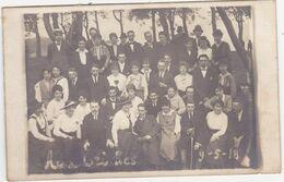 44027 -  Flemalle   -  Aux  Trixhes  1918 -  Carte  Photo - Flémalle