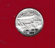 Haiti 1976 Silver Coin 25 Gourdes US Independence Silver Weight 7,75 Gr. (LD1) - Haiti