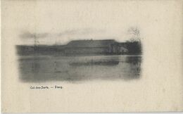 Cul-des-Sarts.   -   Etang.   -   1900 - Cul-des-Sarts