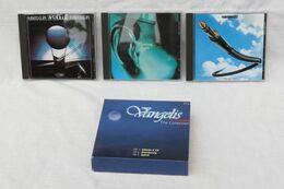 """3 CDs """"Vangelis"""" The Collection - Disco, Pop"""